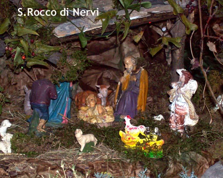 Presepe 2007-08 A S.Rocco