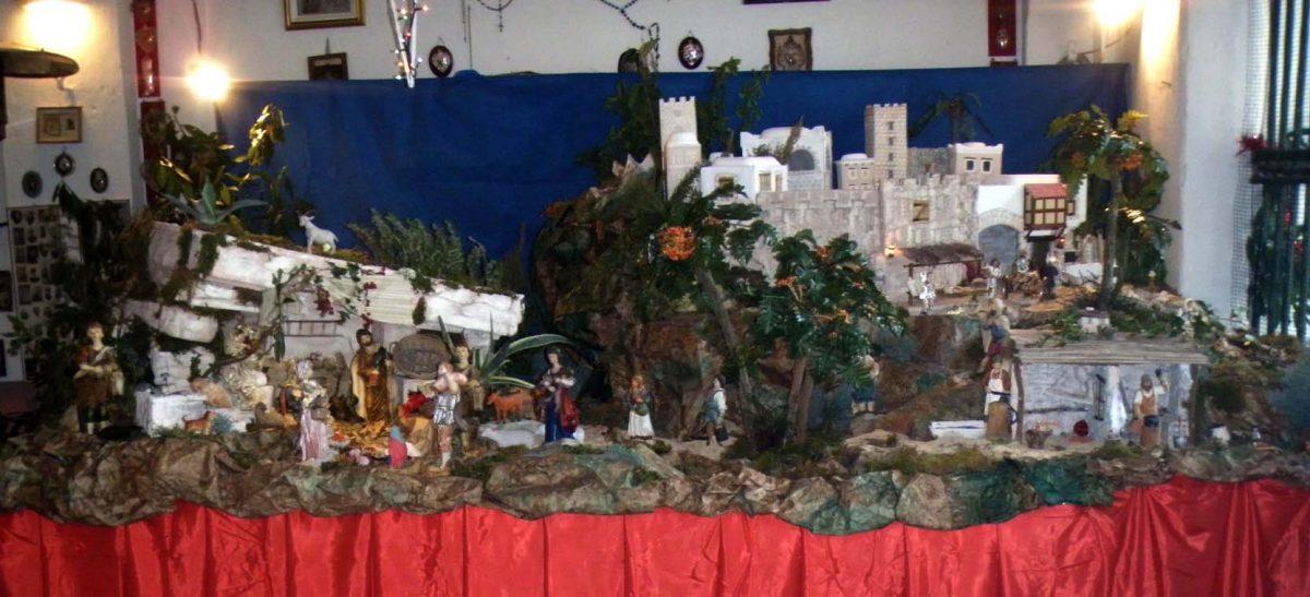 """Presepe 2011-12 """"Falesia"""""""