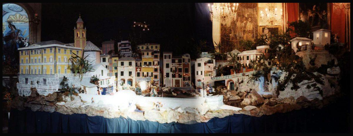 Presepe 1999-00 Il Porticciolo