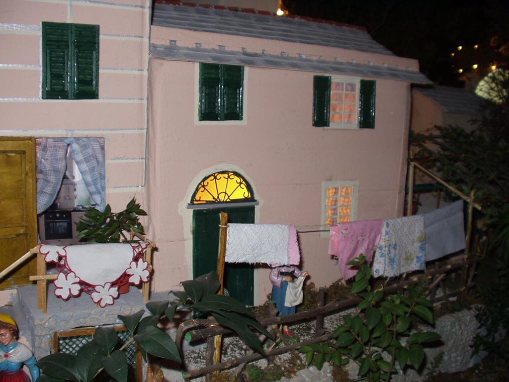Presepe 2002-03 San Rocco