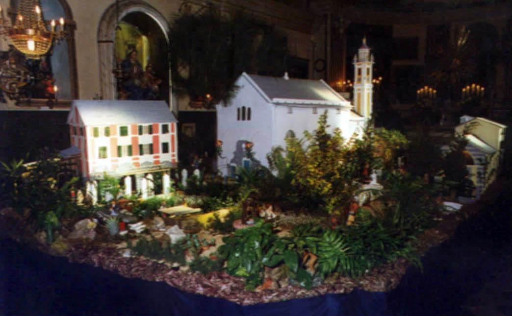 Presepe 1997-98 San Siro