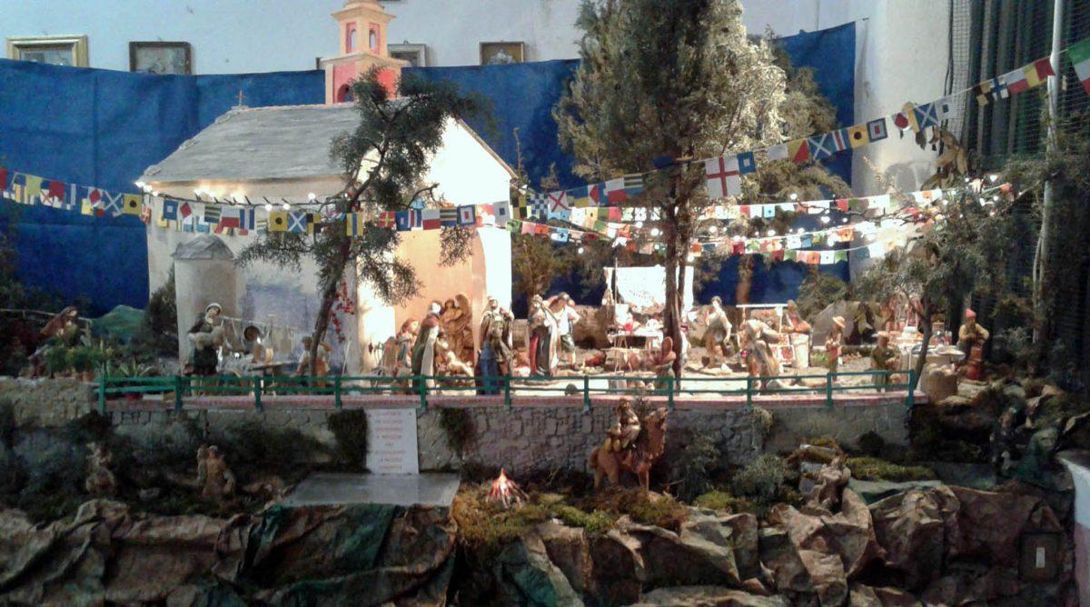"""Presepe 2015-16 """"San Rocco in festa"""""""