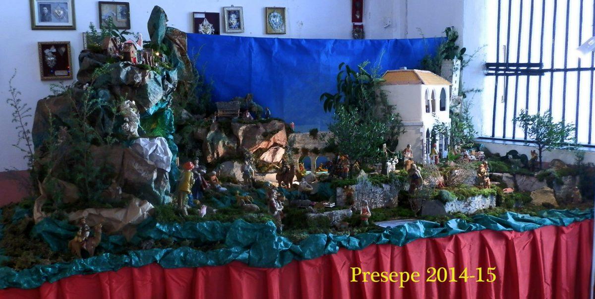 "Presepe 2014-15 ""Vista mare"""