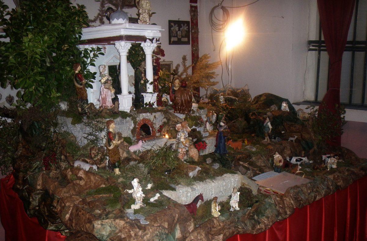 """Presepe 2010-11 """"Il tempio distrutto"""""""